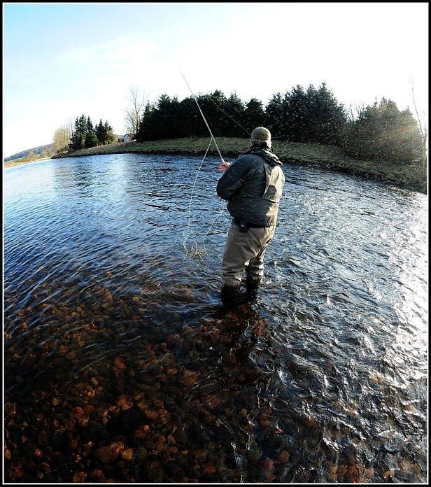 River Dee Culter Beat Photo Thomas Thore