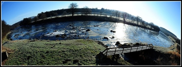 River Dee Lower Dess Photo Thomas Thore