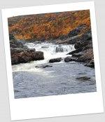 Kharlovka Waterfall Pool. Photo Thomas Thore