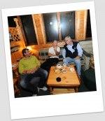 Thomas, Micke and Peter