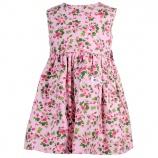 Rosa klänning .