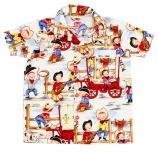 Skjorta Lekande Barn 1år