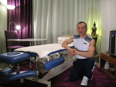 Massageterapeut Phanupan Paoheng