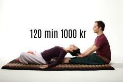 Thaimassage (Terapeutisk, Avstressande; Helkropp