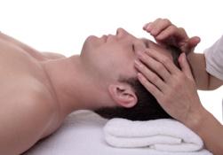 Ansiktesmassage & Aromaterapimassage (Avstressande, Helkropp)