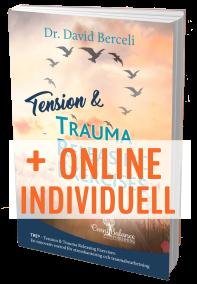 TRE® Paket bok + online session - BOK + 1 st online individuell session