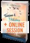 TRE® Paket bok + online session