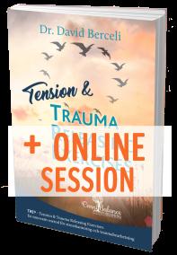 TRE® Paket bok + online session - BOK + Intro workshop online 2,5 t 16 sept