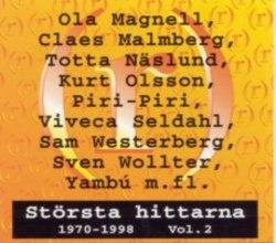 Största hittarna Vol.2 1970-1998