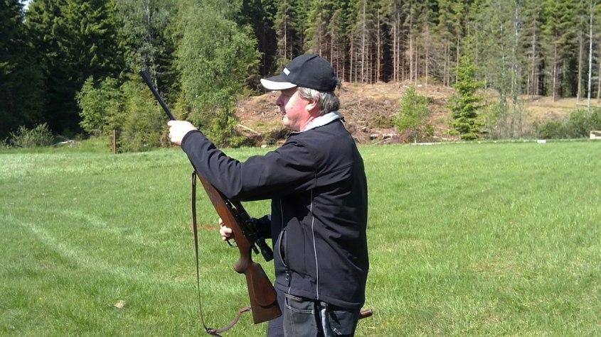 28/5-2011 ordnade Bengt-Åke jaktstig