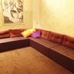 Trollö, soffa