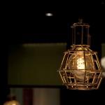lampa i badrum