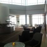 lobby upper floor