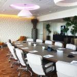 Lyxig styrelserum, Top Floor