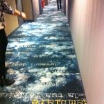 matta i korridor