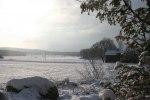 Stjärnbäck i vacker vintervy! Klicka på bilden för att se den i större format!
