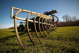 Skitekipage fotat av Mårten Svensson - bild lånad från www.greppa.nu - ett projekt som stöttar lantbrukaren med kunskap och information i arbetet med att minska jordbrukets miljöpåverkan.