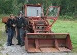 Traktorn byter ägare! Klicka på bilden för att se den i större format!