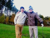 Golf skall vara roligt!