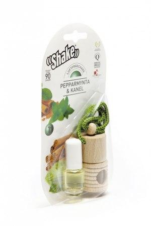 SHAKE™ Eterisk olja Pepparmynta & Kanel - bra mot förkylning