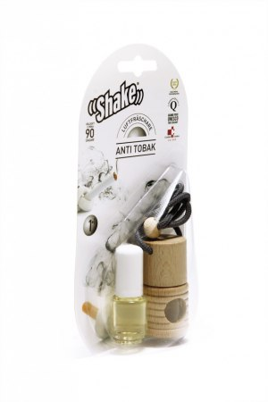 SHAKE luftfräschare Anti-tobak - en eterisk olja för att minska röksuget.