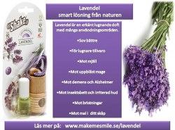 Tips på hur man kan använda Lavendel i vardagen