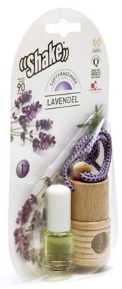 Hos makemesmile.se hittar du SHAKE eterisk olja Lavendel - inga konstigheter bara väldoft