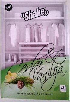 VANILJ & CEDAR - doftpåsar för garderob, skåp & lådor - fräschare kläder utan skadedjur - VANILJ & CEDAR - doftpåsar för garderob, skåp & lådor