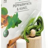 Doftolja Pepparmynta & Kanel - uppiggande och rensande doft