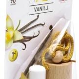 Doftolja Vanilj - ger känsla av trygghet