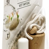 Doftolja Vit Mysk - en sensuell doft