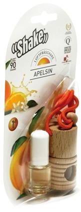 Doftolja apelsin - höjer humöret och ger energi. | www.makemesmile.se