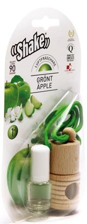 SHAKE™ doftolja Grönt Äpple - ger en frisk och uppiggande naturlig doft.