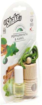 Pepparmynta & Kanel - doftolja mot förkylning och mot trötthet