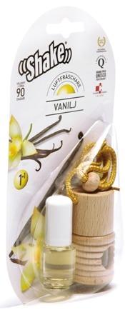 Doftolja Vanilj - för ökad trygghet och mer energi