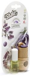 Ett par droppar Lavendelolja på kudden kan hjälpa dig att slappna av.
