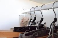 Doftpåsar i garderoben - för fräschare kläder