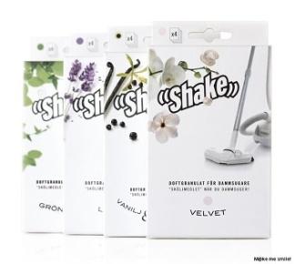 Velvet - doftpåsar för dammsugare - dammsugardoft för fräschare hem och roligare städning - Velvet - doftpåsar för dammsugare - dammsugardoft för fräschare hem och roligare städning