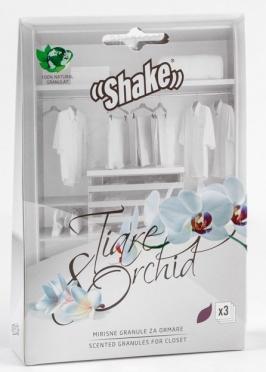 SHAKE™ Doftpåsar för Garderob - Tiare & Orkide, väldoftande klädvård