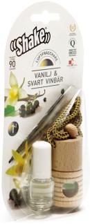Doftolja Vanilj & Svart Vinbär - kärleksfull doft - VANILJ & SVART VINBÄR - kärleksfull doftolja