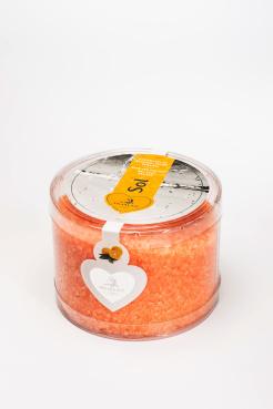 Apelsin badsalt 1kg