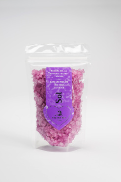 Lavendel badsalt