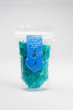 Rosmarin badsalt130 g