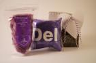 Presentpaket lavendelblomma