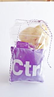 Presentpaket doftkudde 9x9 - Doftkudde 9x9 CTRL