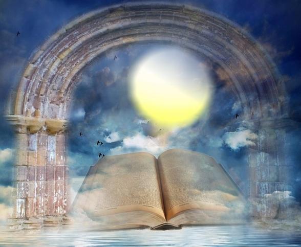 Böcker - ett sätt att slappna av och somna
