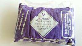 Caution - avslappnande kudde lila