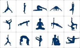 Gör du yoga? Fixar du alla positionerna?