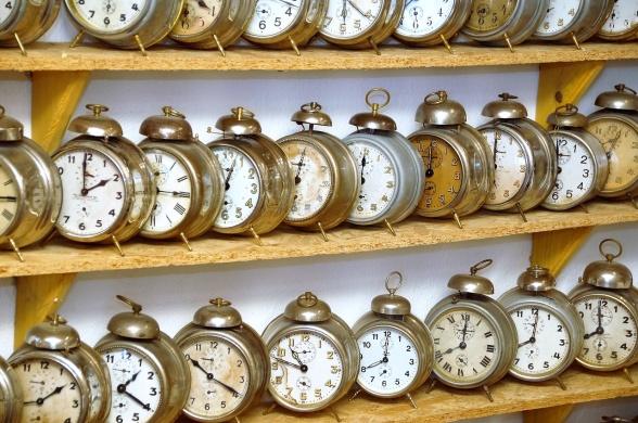 Hur många väckarklockor behöver du?