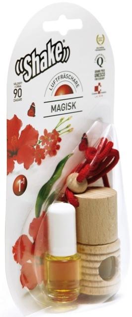 SHAKE™ eterisk olja Magisk - naturlig doftolja med subtil touch av rökelse, för den behärskade mannen